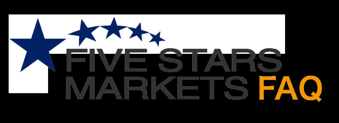 FIVE STARS MARKETS FAQ-ファイブスターズマーケッツFAQ